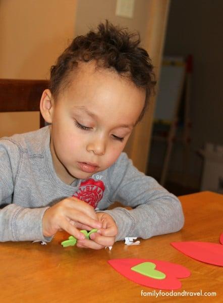 kids valentines crafts