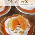 Clementine Mini Tarts