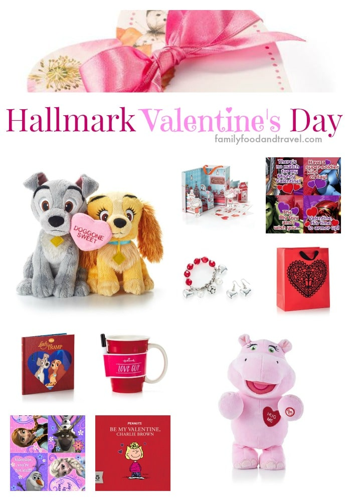 Lady and the Tramp #Giveaway Hallmark Valentines Day