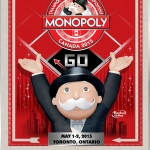 Monopoly 80th Anniversary Edition and Championship