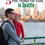 5 Fun Things For Kids in Seattle