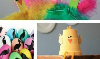 57 Spring Crafts for Kids