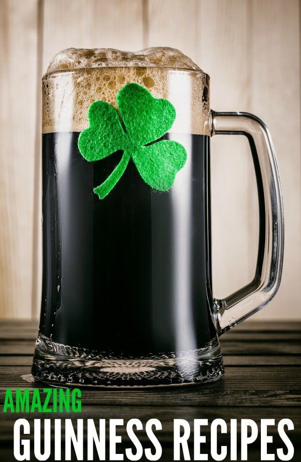 Amazing Guinness Recipe to Make Year Round