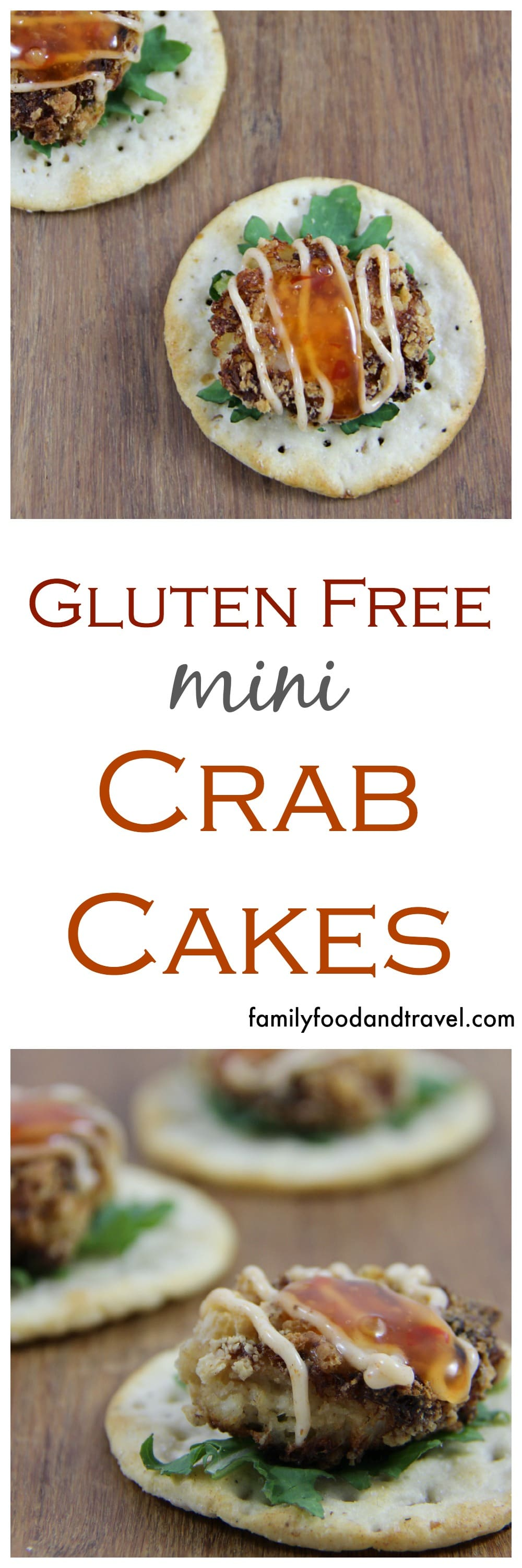 Gluten Free Mini Crab Cakes - Family Food And Travel