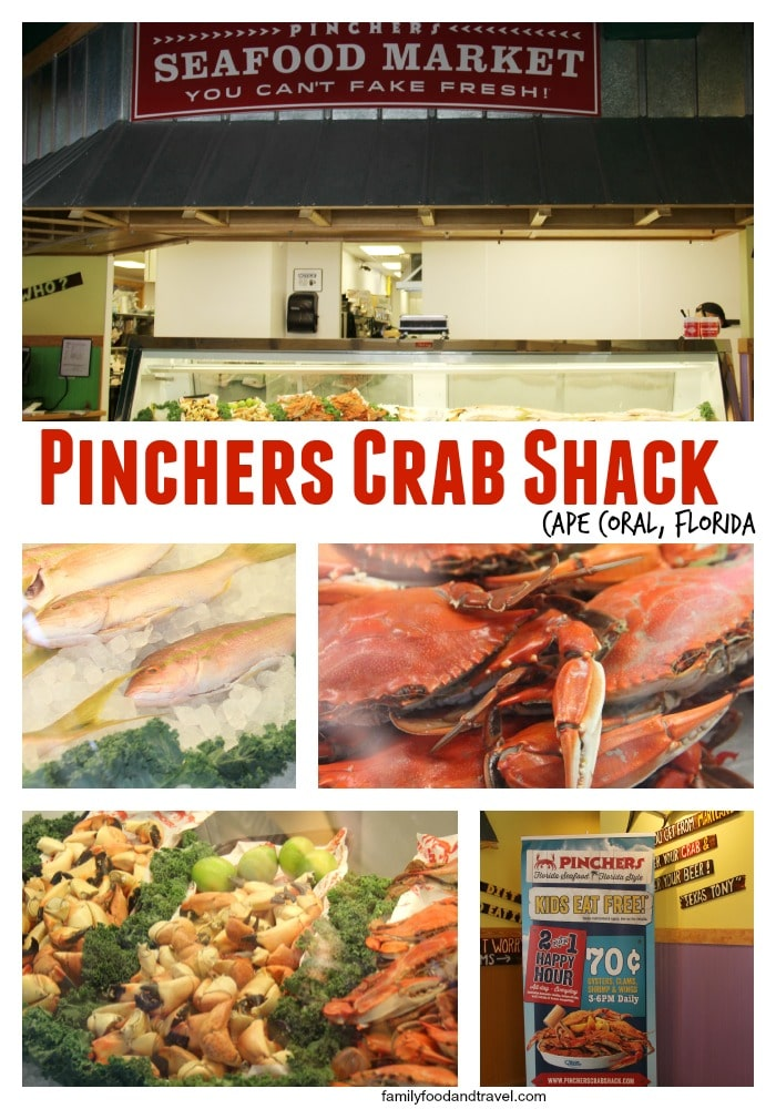 Pinchers Crab Shack Cape Coral Florida