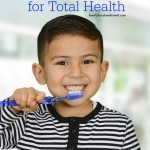 Brushing Your Teeth for Total Health #ProtectUrSmile