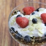 Greek Yogurt Quinoa Breakfast Bowl