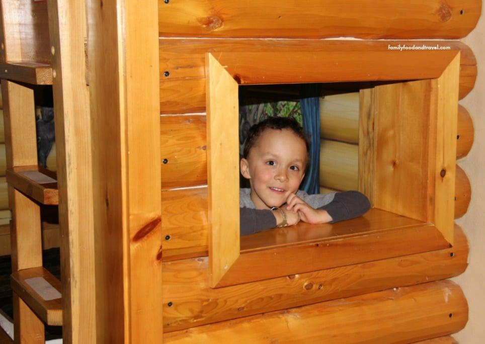 Kid Cabin Great Wolf Lodge