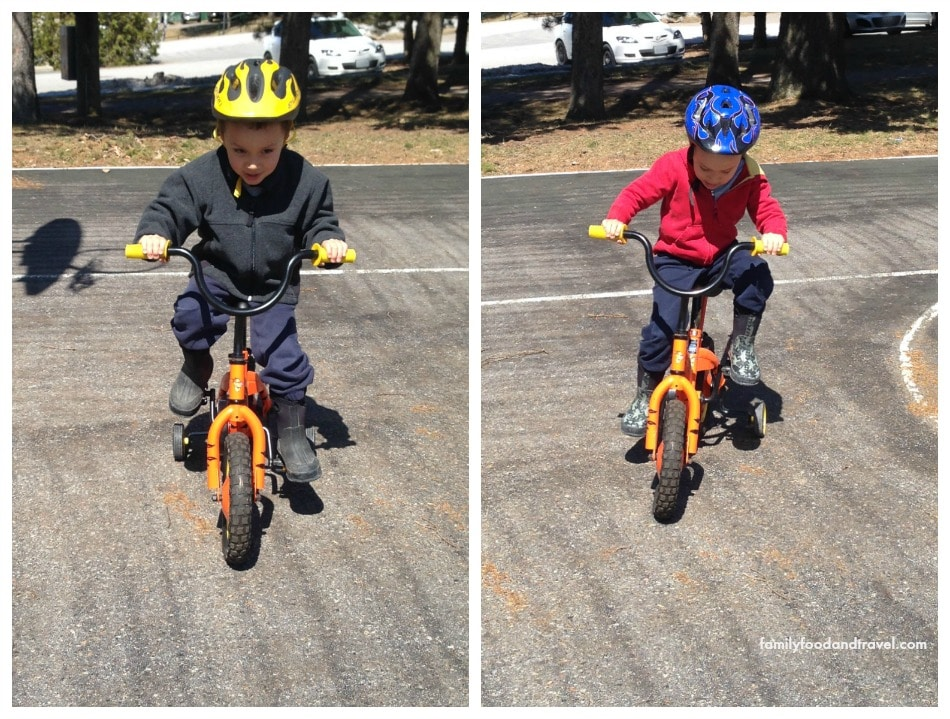 Learning to Ride Bikes