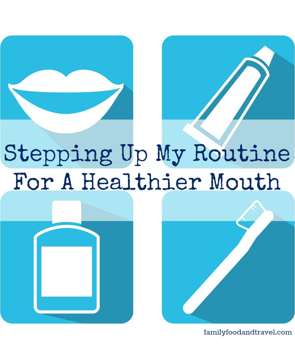 Listerine Healthier Mouth
