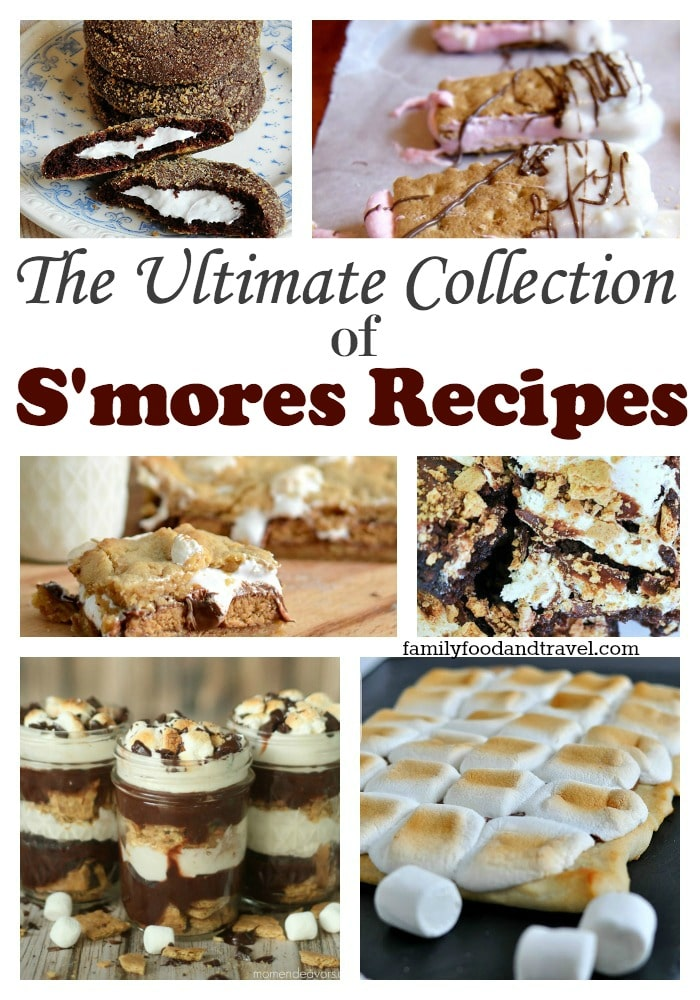 Smores Recipes Collection