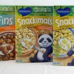 Starting our day with Barbaras Snackimals