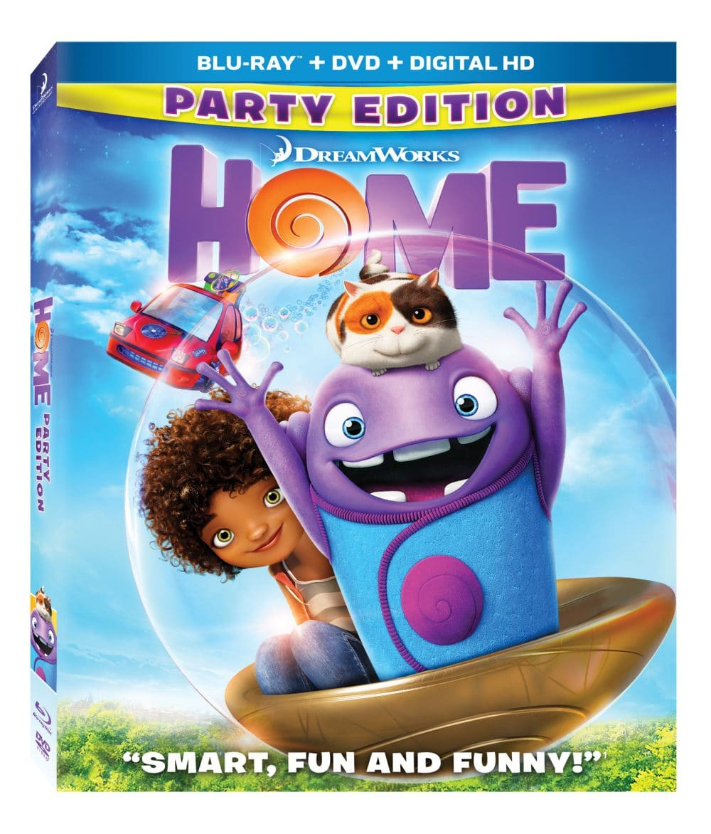 Enter to Win DreamWorks HOME