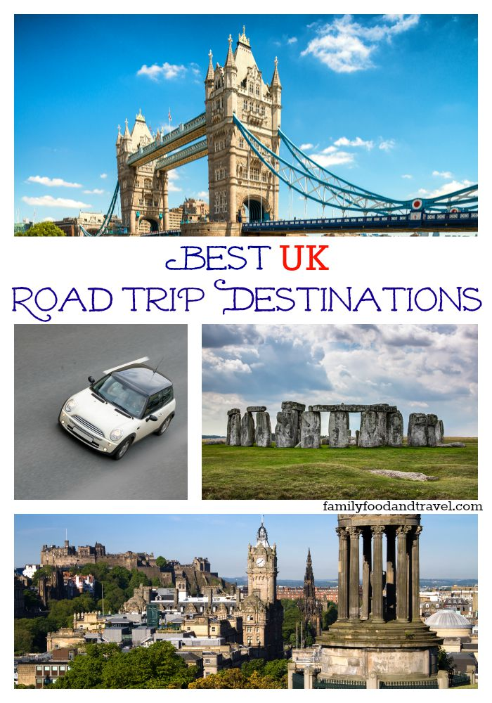 Best UK Road Trip Destinations