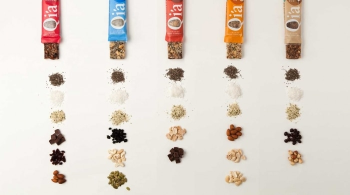 Snack Smartly with Qia Superfood Bars #OnMyPath #Giveaway