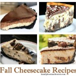 15 Fantastic Fall Cheesecake Recipes