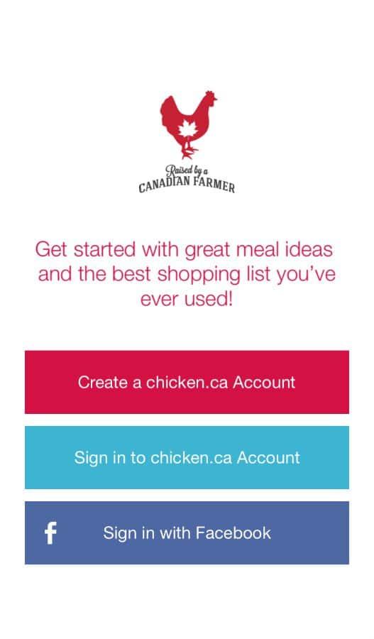 chicken app 2