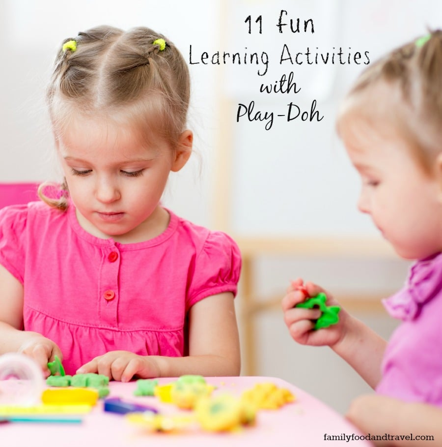 11 Fun Learning Activities with Play-Doh