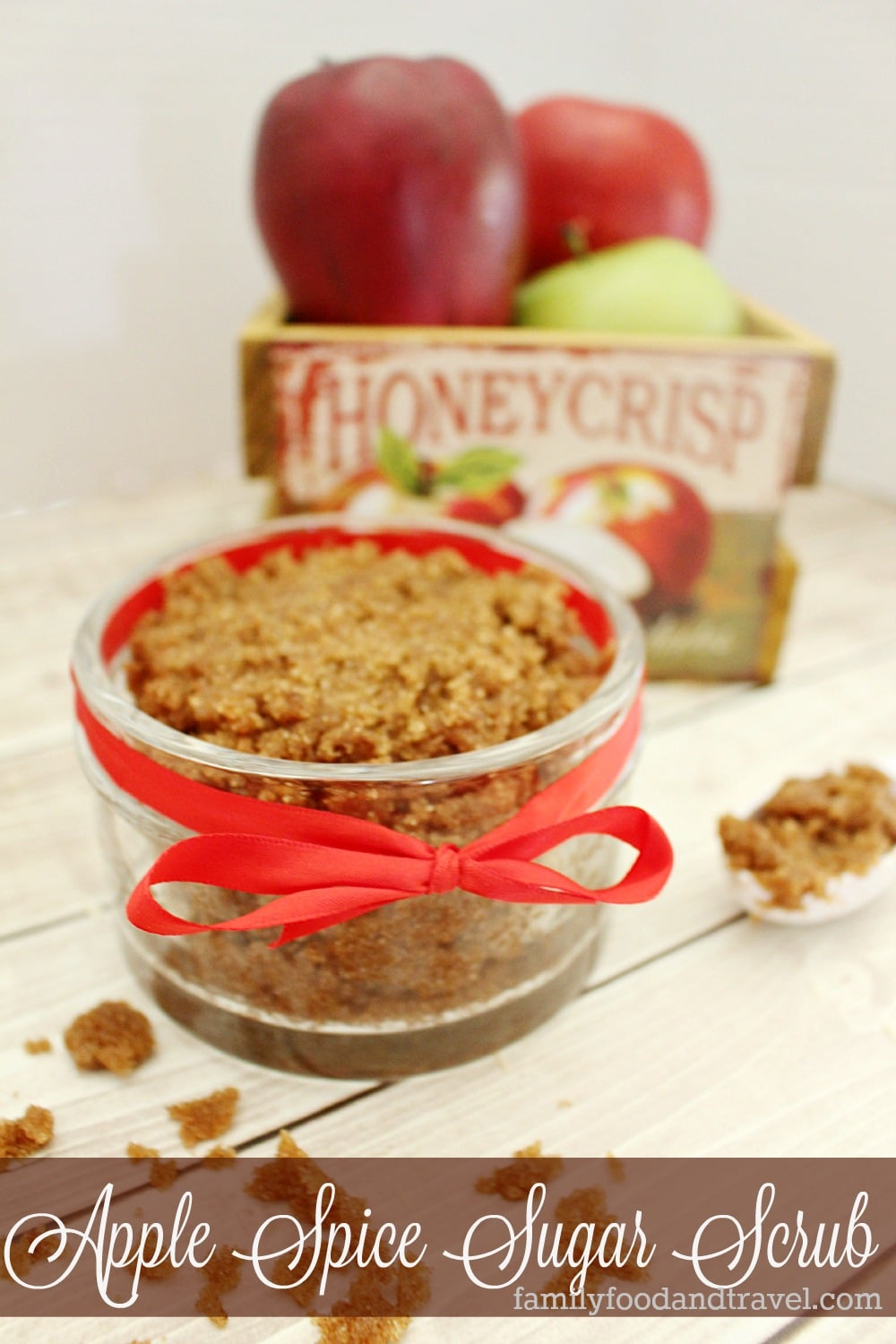 Apple Spice Sugar Scrub