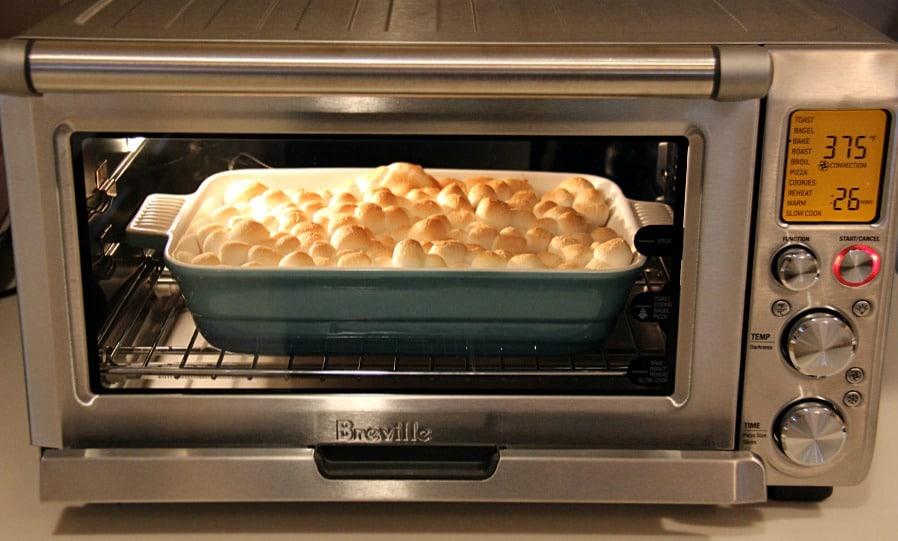 Traditional Sweet Potato Casserole