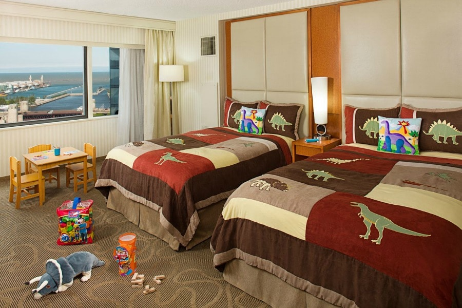 Swissotel Chicago Kids Room