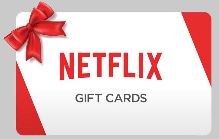 giving netflix as a gift