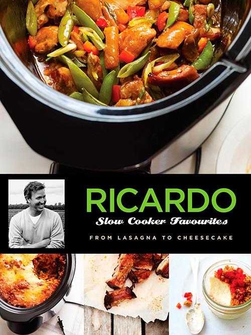 Signed Ricardo Cookbook #Giveaway