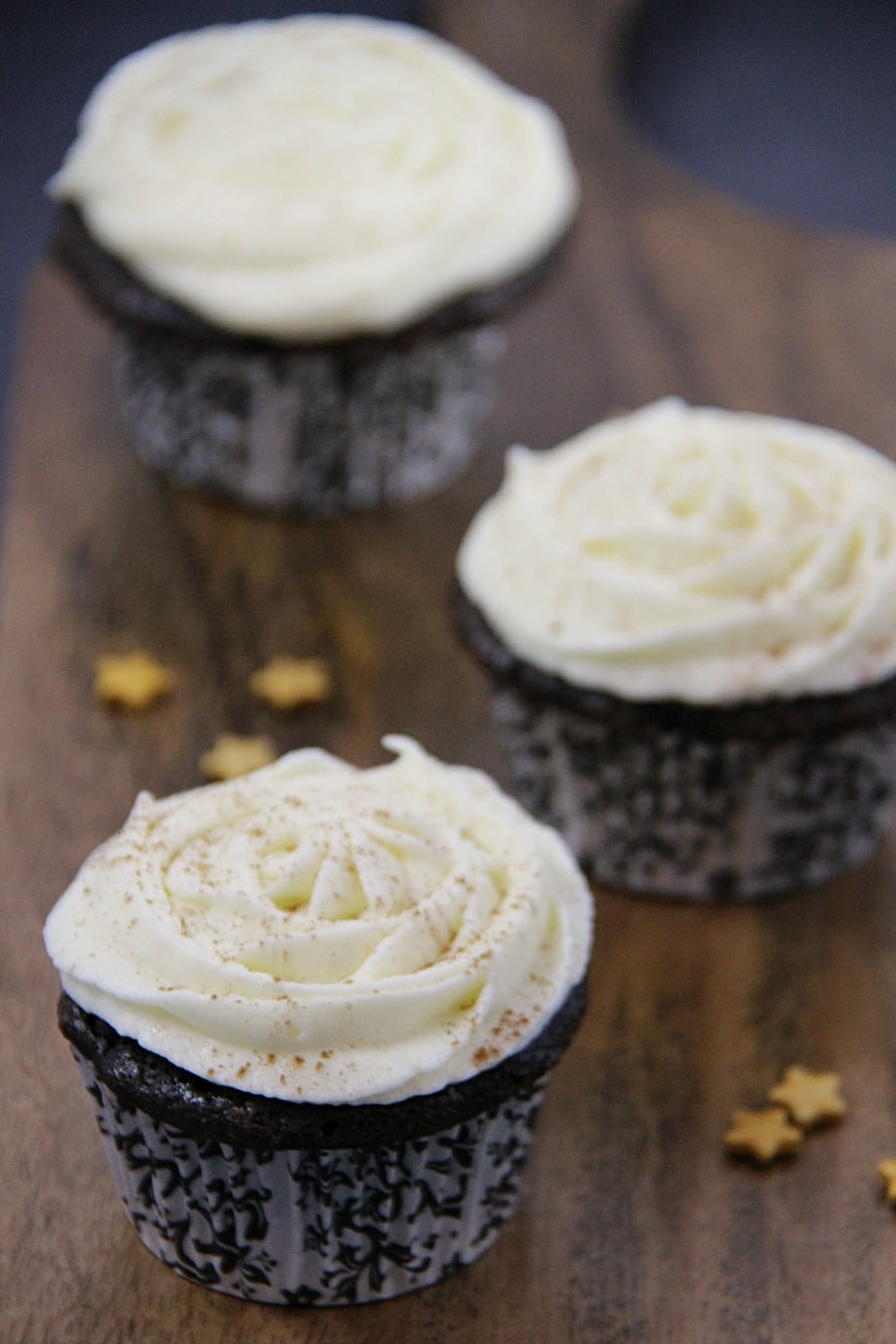 Eggnog Buttercream
