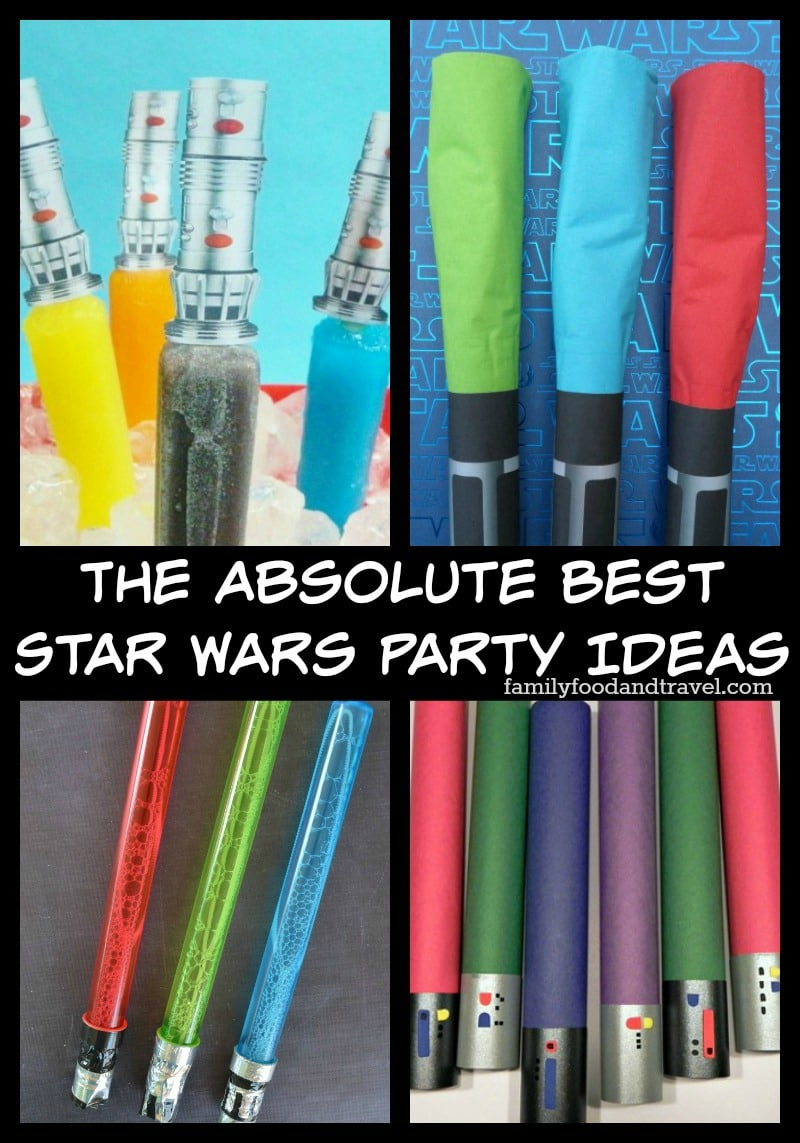 Absolute Best Star Wars Party Ideas