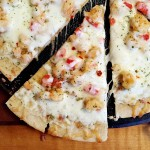 Shrimp Scampi Pizza Recipe