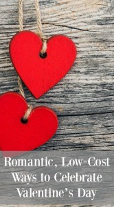 Low Cost Valentines Ideas