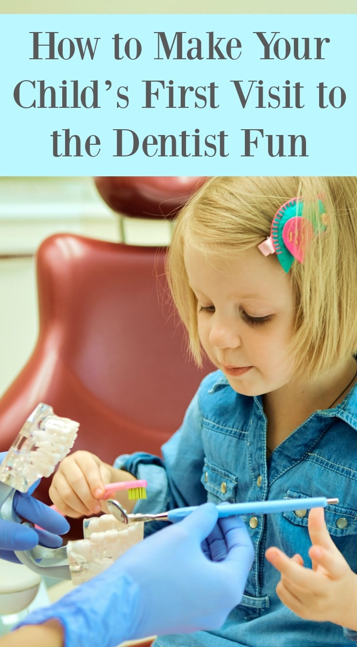 my first visit to the dentist Question: what can i expect during my child's first visit to the pediatric dentist answer: the first dental visit is educational and helps to establish a dental.