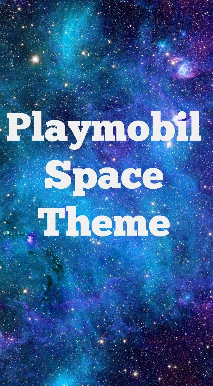 Playmobil Space Theme