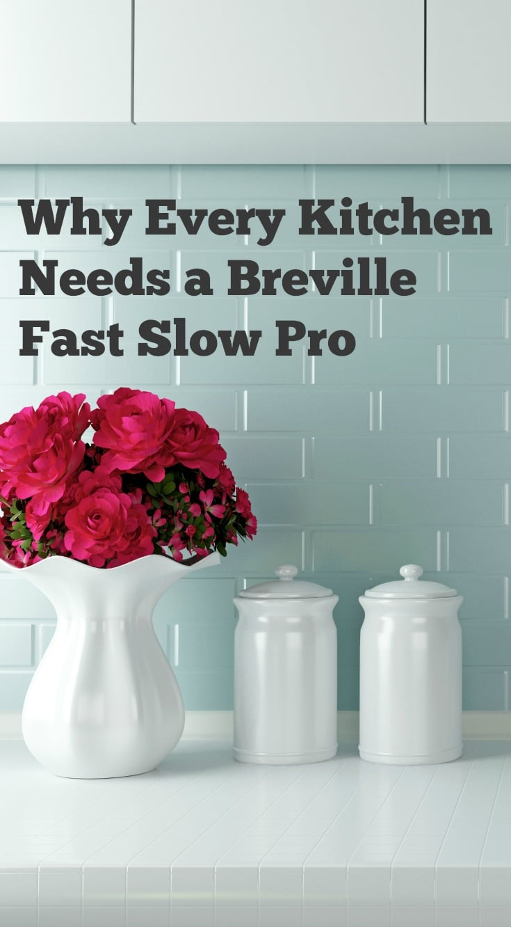Why Every Kitchen Needs s Breville Fast Slow Pro