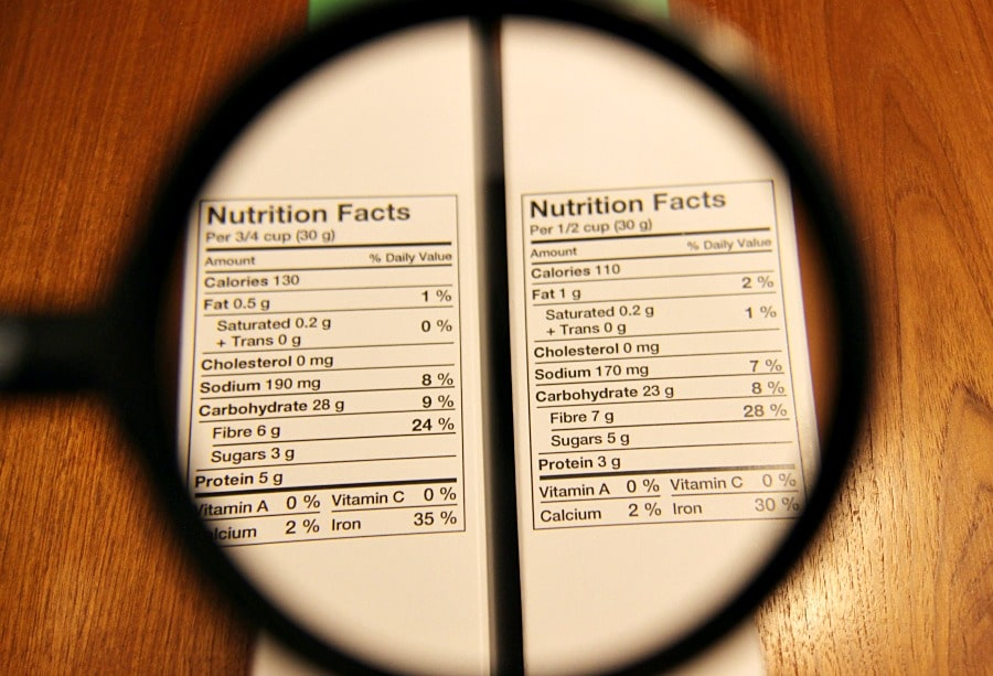 Why You Need to Read Nutrition Labels #FocusontheFacts