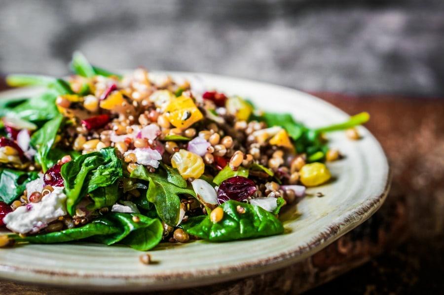 25 Winter Salad Recipes