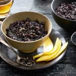 Coconut Purple Rice Pudding #CompromiseFree