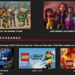 Lego Movie and More on Netflix #StreamTeam