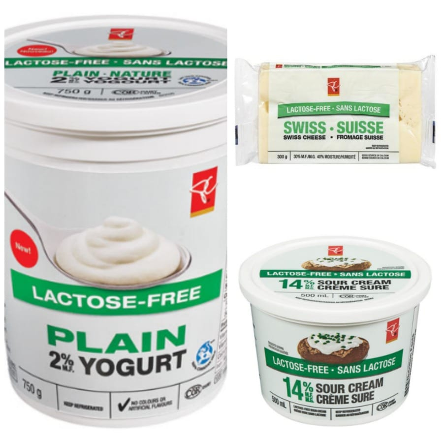 PC Lactose-Free Products