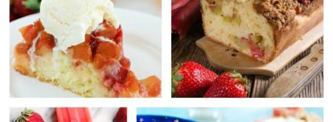 29 Rhubarb Recipes for Spring