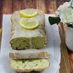 Gluten Free Lemon Poppy Seed Loaf