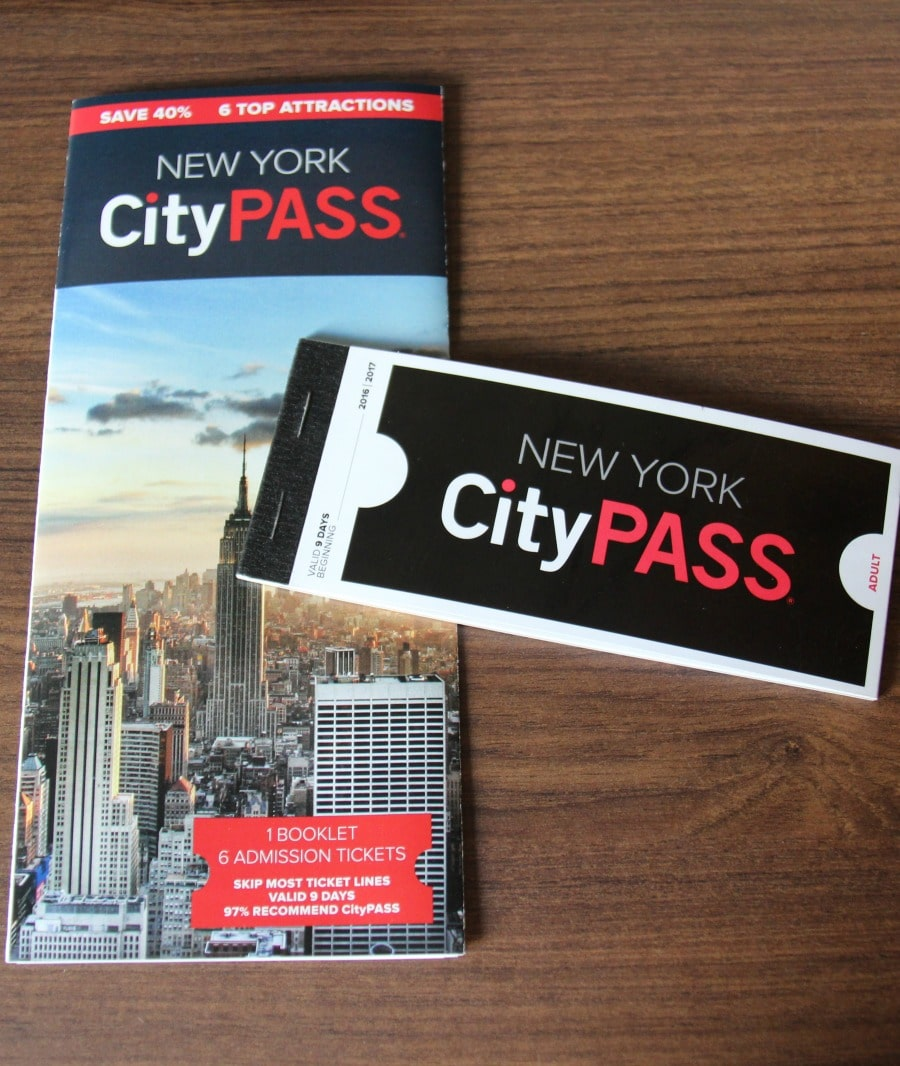 New York City CITYPass
