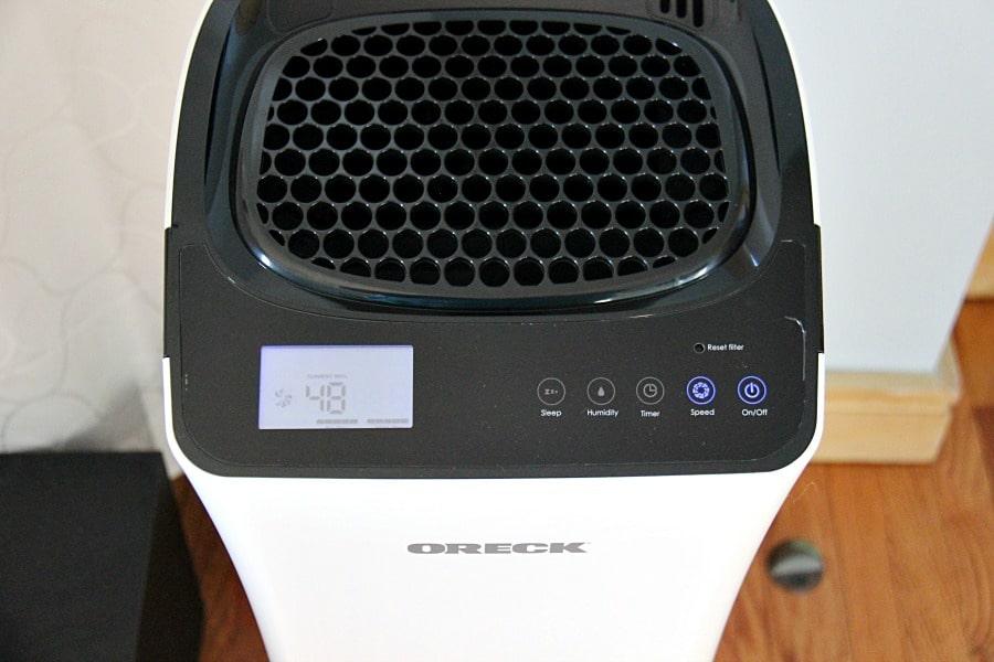 Oreck Air Refresh Bringing Clean, Fresh Air to Our Home