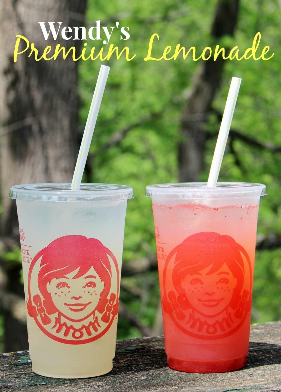 Wendy's Premium Lemonade