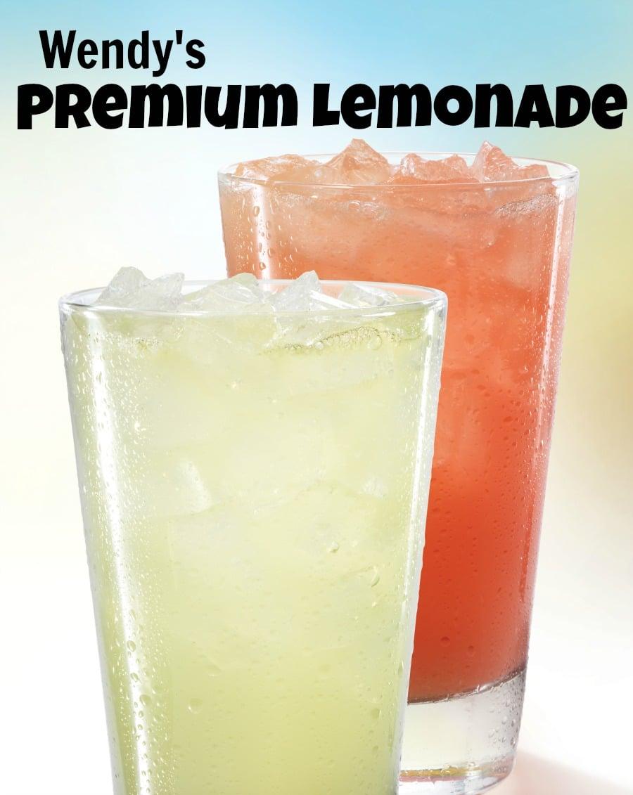 Wendys Premium Lemonade