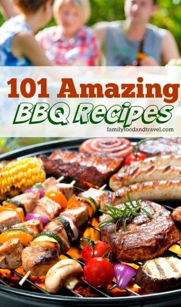 101 Amazing BBQ Recipes