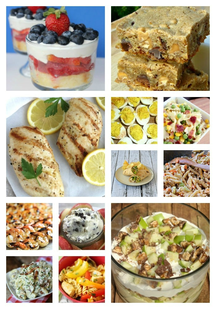 101 picnic cookout recipes
