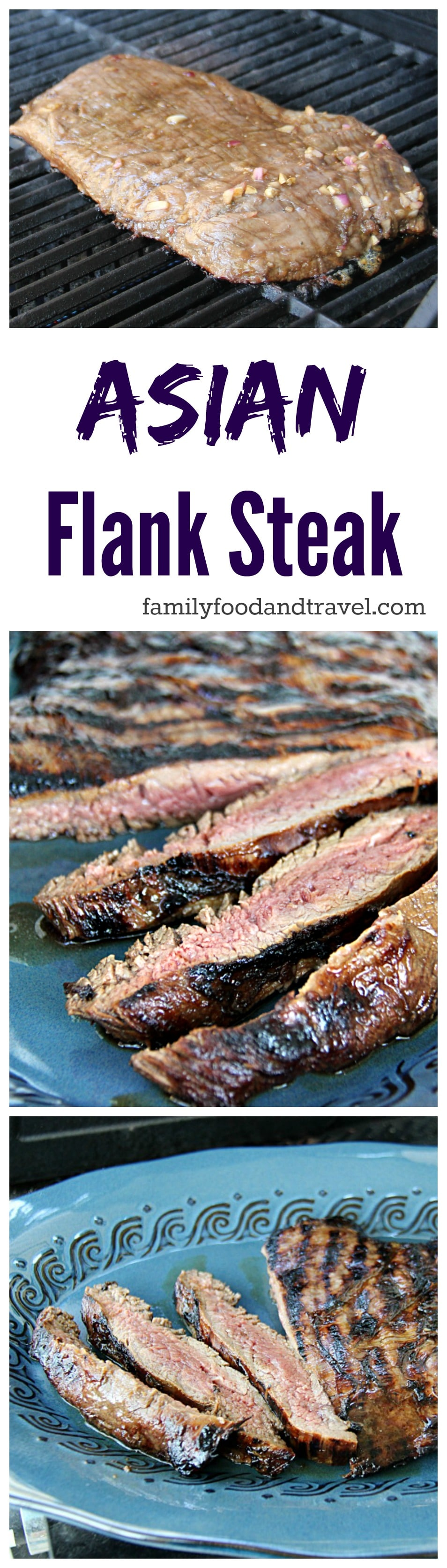 Asian Flank Steak Recipe
