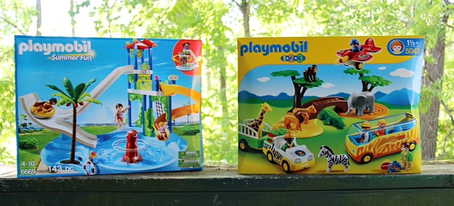 Celebrate Summer with Playmobil Sets