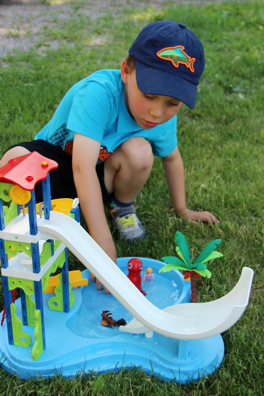 Playmobil Water Park
